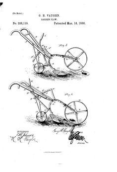 All Time Best Diy Ideas: Garden Tool Hanger garden tool holder garage storage. Vintage Farm, Vintage Tools, Diy Garden, Garden Tools, Tractor Decor, Tool Hangers, Agriculture, Garden Tool Organization, Landscaping Tools