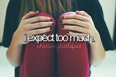 Thats My Little Fact - I Expect Too Much