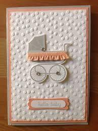 """Résultat de recherche d'images pour """"stampin up something for baby card ideas"""""""