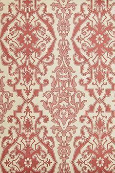 Nicholas Herbert Lodge - Wallpaper Ideas & Designs - Living Room & Bedroom (houseandgarden.co.uk)