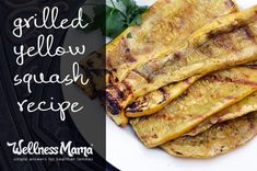 Yellow squash is a fantastic versatile vegetable that's a blank canvas for whatever flavors you fancy. Here's my favorite grilled yellow squash recipe, complete with numerous ideas for mixing it up!