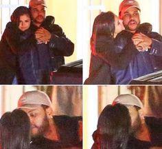 Las fotos de Selena Gómez y su nuevo novio, Abel Tesfaye, de paseo por Buenos Aires