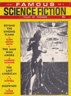 Famous Science Fiction No.3