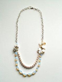 antro insirped necklace tutorials