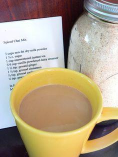 Spiced Chai Mix