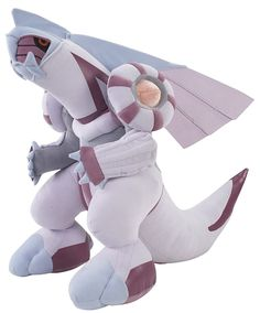"Jakks Pacific Pokemon Plush - DX Palkia 16"" - Free Shipping"