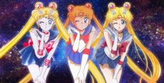 anime sailor moon comparison usagi tsukino bishoujo senshi sailor moon sailor moon anime pretty guardian sailor moon toei animation sailor moon manga naoko takeuchi Sailor Moon classic sailor moon art sailormoonedit Sailor Moon Crystal