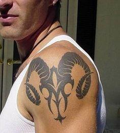 Aries Tattoos - Tattoos.net