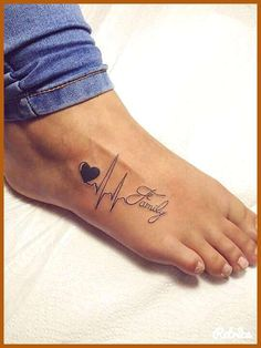 tattoos for daughters \ tattoos for women . tattoos for women small . tattoos for moms with kids . tattoos for guys . tattoos for women meaningful . tattoos with meaning . tattoos on black women . tattoos for daughters Mom Tattoos, Trendy Tattoos, Unique Tattoos, Small Tattoos, Tattoos For Guys, Artistic Tattoos, Lifeline Tattoos, Tattoo Sister, Amazing Tattoos