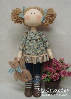 Image gallery – Page 161848180334359989 – Artofit Yarn Dolls, Fabric Dolls, Homemade Dolls, Cat Doll, Doll Hair, Waldorf Dolls, Soft Dolls, Doll Crafts, Handmade Toys