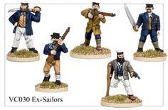 Ex Sailors - VC030