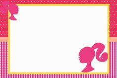 Kit de Barbie Silhouette para imprimir gratis