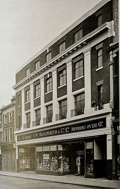 Woolworths, Woolwich