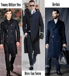 Men Clothing Men'sWear Trend Fall Winter 2012 ~ FunBie Entertainment