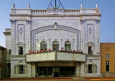 Columbia Theatre - Paducah, Kentucky | Flickr | photo by Christopher Allen