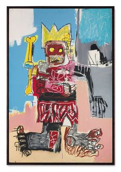 598673be Paris's Basquiat Show May Be Impossible to Stage Again Basquiat Artist,  Jean Michel Basquiat Art