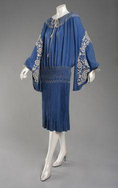 Woman's Dress, 1925.