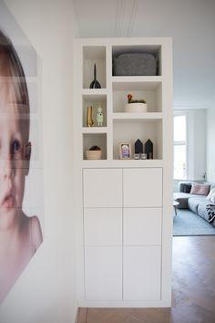 Inbouwkast woonkamer | woonkamer inspiratie