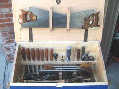 Dutch Tool Chest-Easy build, hard configuration