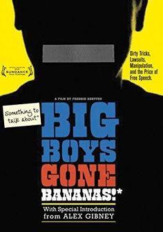 Fredrik Gertten & Alex Rivera - Big Boys Gone Bananas