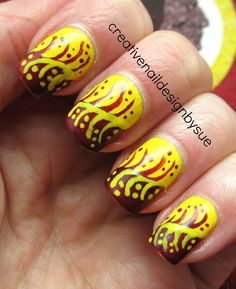 Creative Nail Design by