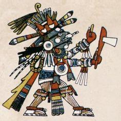 Aztec Gods and Goddesses - Crystalinks