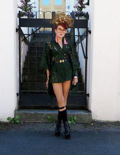 The wardrobe of Ms. B: Flow Friday