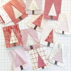 Pine Hollow Patchwork Forest Quilt Along Week 3 | Diary of a Quilter - a quilt blog