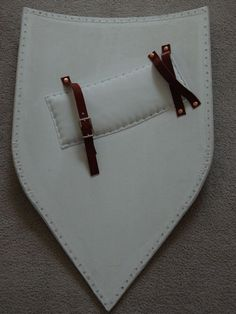 How to make a shield (and more armour-making advice)