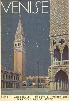 Venice, Italy 1933