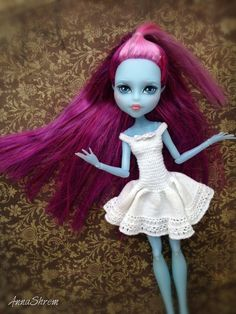 OOAK Monster High by AnnaShrem