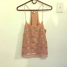 F21 pink blouse! Never worn and in gorgeous condition. Forever 21 Tops Blouses