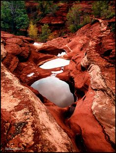 Seven Sacred Pools, Sedona AZ