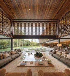 """fineinteriors: """"GAF House, São Paulo by Jacobsen Arquitetura """""""