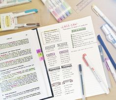 studynowsandee: Making notes for Legal Research
