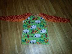 Shirt Drache Kokosnuss