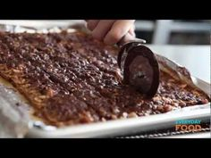 Salted Toffee-Chocolate Squares | Everyday Food with Sarah Carey