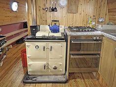 Narrowboat Kitchen Units