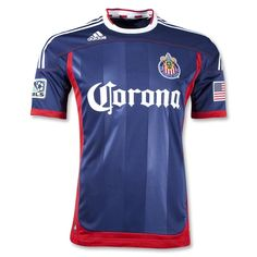 Chivas USA kit, I like the look