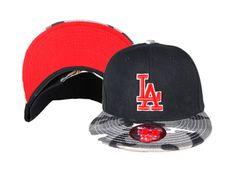 MLB Los Angeles Dodgers New Era ,MLB In Living Camo Fitted Snapbacks Hats New Era 9FIFTY Hats 9207!$8.90USD