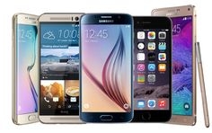 ¿Cuál es el mejor smartphone de 2015? Enfrentamos en vídeo a los siete mejores smartphones de gama alta, comparando diseño, pantalla o la calid...