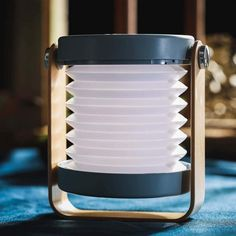 This fantastic, highly portable, collapsible lamp is perfect for a whole range of activities - from camping and hiking to reading a book in bed! Get your Portable Lamp now at RomeaDecor.com and enjoy 50% OFF + FREE Shipping. Modern Led Ceiling Lights, Led String Lights, Solar Lights, Hanging Lights, Bedside Lamps For Bedroom, Bedside Table Lamps, Desk Lamp, Collapsible Desk, Portable Desk