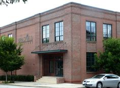commerial metal awning in historic district Building Exterior, Brick Building, Metal Awning, Brick Works, Masonic Lodge, Facade Architecture, Brick Wall, Canopy, New Homes
