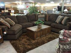 Great New Denning Cuddler Sectional At Kemper Furniture! Kemperfurnitureinc.com  606 439 2400