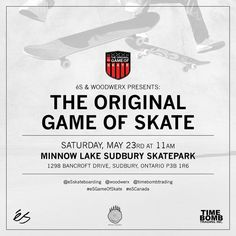 eS: Game of Skate #ontario #canada #eS