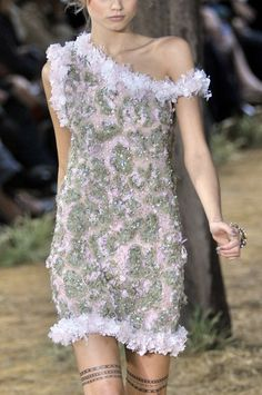 Chanel S/S 2010 Couture