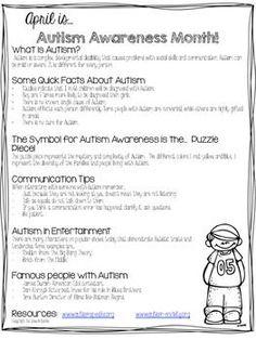 Autism Awareness Han