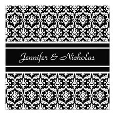See MoreWedding Invitation in Stylish Black & White DamaskWe provide you all shopping site and all informations in our go to store link. You will see low prices on