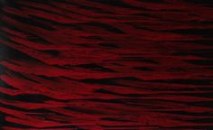 Painting  Red and Black No1  Abstract Gloss on Canvas by LJDurdle, £750.00