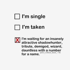 I'm waiting for a shadowhunter who goes by the name jace